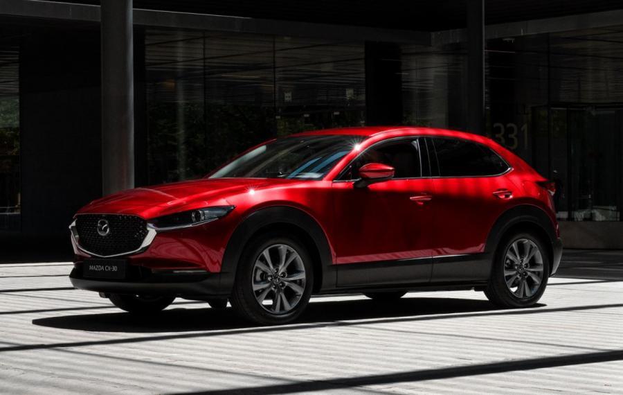 Раскрыты подробности нового кроссовера Mazda который соберут во Владивостоке