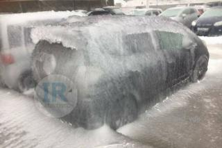 Фото: irecommend_vdk | «19 ноября была репетиция?»: приморцев напугал прогноз о новом ледяном дожде