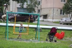 Фото: Мария Куценко   Администрация Владивостока оставила без света и воды участки многодетных горожан