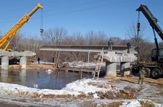 На трассе Артем – Находка построят еще два моста