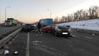 Озвучены подробности массовой аварии в Приморье