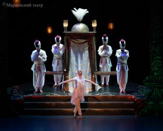 Жителей и гостей Владивостока приглашают на балет «Тысяча и одна ночь»