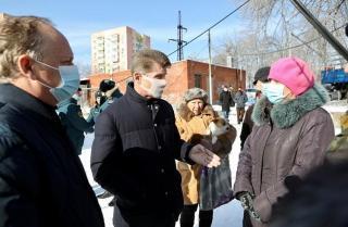 Олег Кожемяко: «Последствия циклона привлекли федеральный интерес к Приморью»