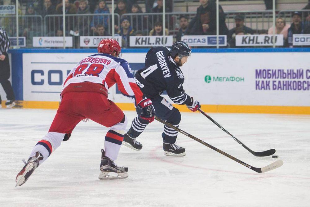 «ЦСКА» забил роковой гол «Адмиралу» за четыре секунды до конца матча