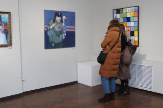 Фото: Екатерина Дымова / PRIMPRESS   «Точка сборки»: молодые художники спешат удивить жителей Владивостока