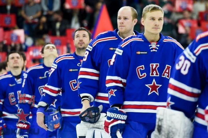 КХЛ. СКА обыграл «Адмирал» воВладивостоке