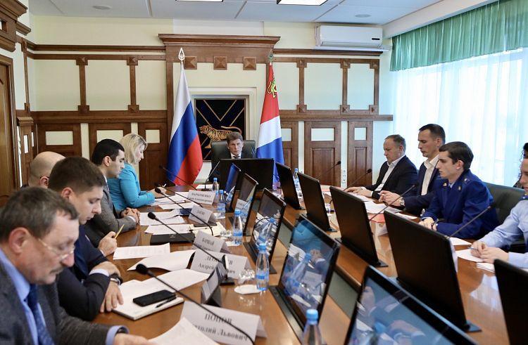 Кожемяко обвинил некоторых глав муниципалитетов в некомпетентности