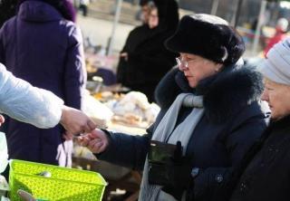 Цены на продукты питания для народа в Приморье снизились