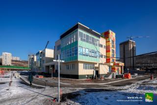 Фото: Евгений Кулешов / vlc.ru | Первый детский сад скоро откроется в районе Патрокла во Владивостоке