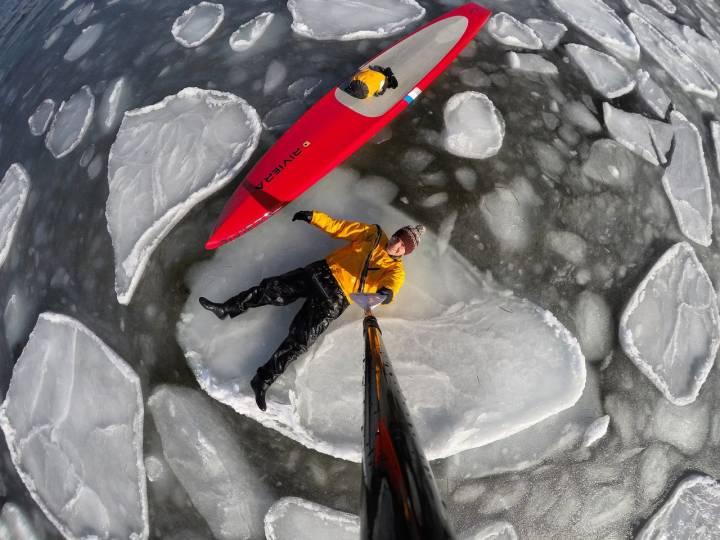 Владивостокские серферы: «Зима - не повод откладывать морские прогулки»