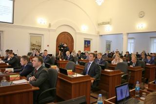 Бюджет Владивостока на три года принят городской думой