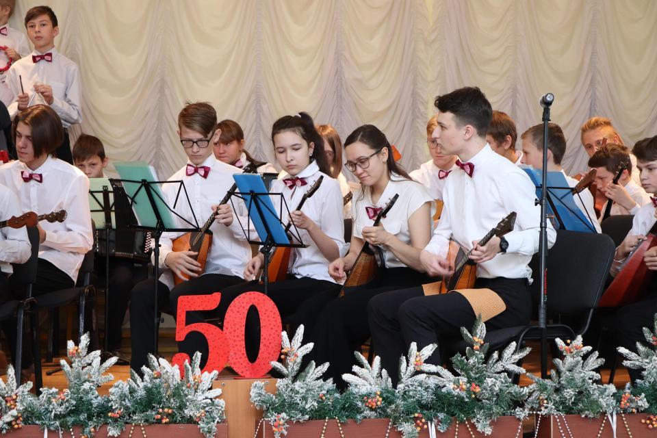 Во Владивостоке звучала «Музыка детских сердец»