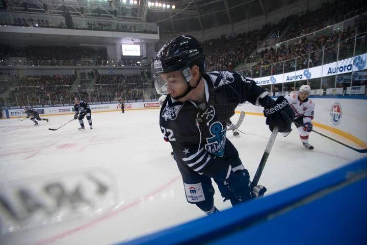 Магнитогорский «Металлург» обыграл команду «Адмирал» изВладивостока