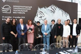 Фото: Екатерина Дымова / PRIMPRESS | Во Владивостоке пройдет Международный тихоокеанский театральный фестиваль