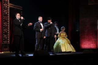 Фото: Екатерина Дымова / PRIMPRESS   «Ковбой. Король. Великолепный»: сегодня во Владивостоке покажут спектакль о звезде Голливуда