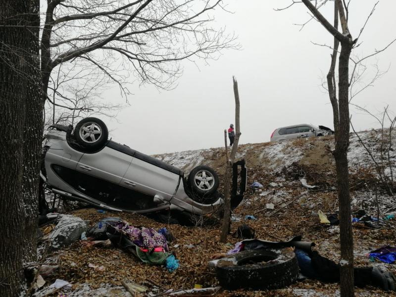 Мужчина иребенок погибли в трагедии вПриморье