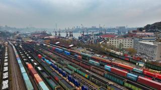 ВМТП обработал рекордный объем грузов за всю историю