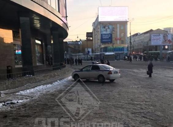 Эвакуация зданий воВладивостоке способствовала образованию серьёзных пробок на трассах