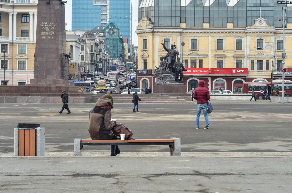 Пять преимуществ бесснежной зимы для Владивостока