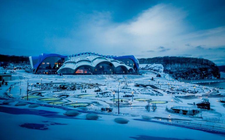 Приморский океанариум начнёт принимать гостей с20декабря