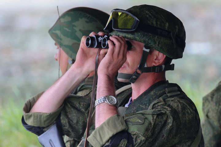 ВПриморье в итоге несчастного случае умер солдат