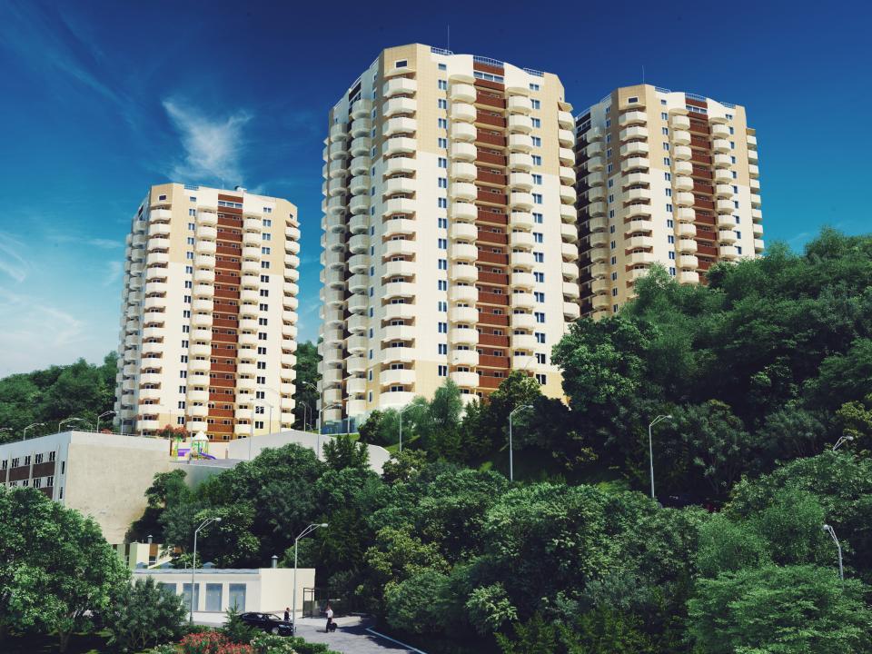 Жилой комплекс «Варяг-Центр» – оригинальный проект современного жилья