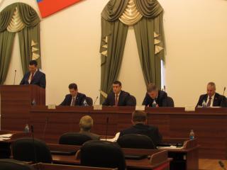 Во Владивостоке состоялся отбор кандидатур на должность главы города. Трансляция