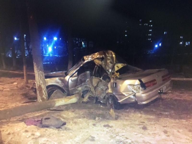 Два человека погибли в результате ДТП в Артеме