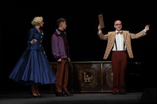 Фото: Екатерина Дымова / PRIMPRESS   Театр им. М. Горького представил репертуар на январь 2021 года