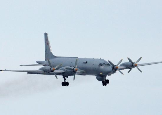 Противолодочные учения провела авиация ТОФ в Приморье