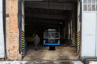 Фото: vlc.ru   Фото: первый электробус въехал во Владивосток