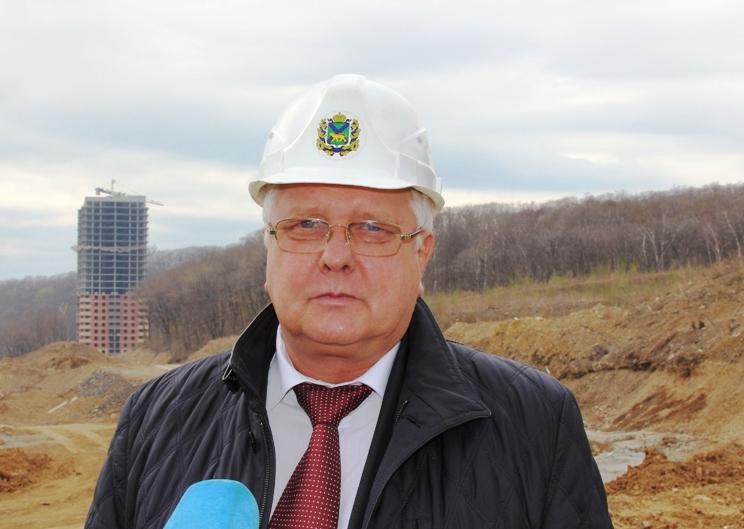 Задержан очередной директор «Приморкрайстроя»