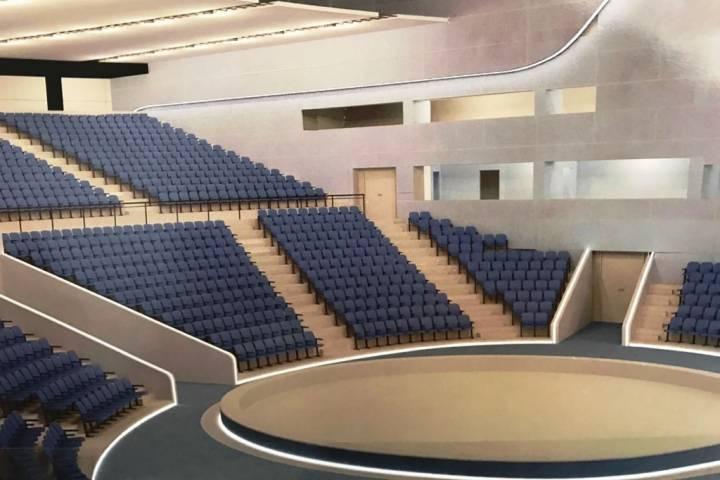 Полноценный ремонт Владивостокского цирка изготовлен на70%