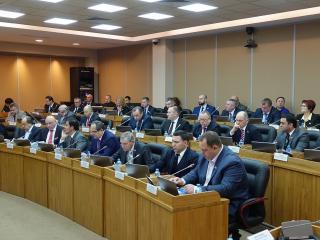 В Приморье приняли бюджет на 2018 год