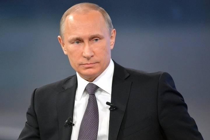 Путин: «Рассчитываю, что это будет разовое явление»