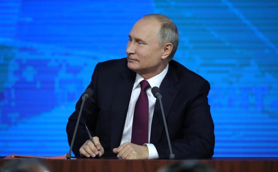 «Как добросовестный человек»: Путин поведал, когда женится