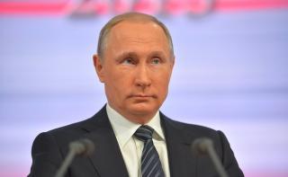 Фото: пресс-служба Кремля   Путин сказал, что будет с пенсиями после его ухода с поста президента