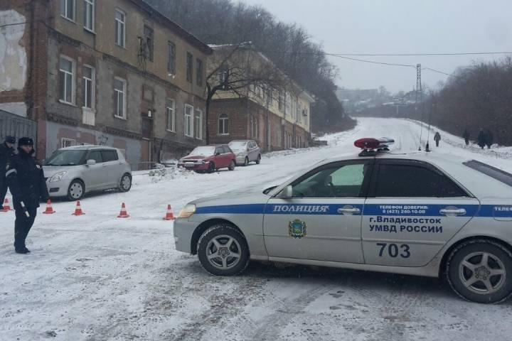 ВоВладивостоке ограничено движение потрассе Седанка-Патрокл