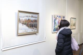 Фото: Екатерина Дымова / PRIMPRESS   Самая новогодняя выставка открылась во Владивостоке