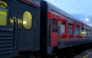 Фото: PRIMPRESS | Происшествие с ребенком произошло в поезде Советская Гавань – Владивосток