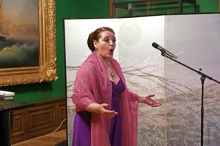 Новогодний концерт в Приморской картинной галерее будет посвящен Айвазовскому
