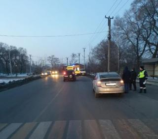 Фото: 25.мвд.рф   За минувшие сутки на дорогах Приморья пострадали шесть человек