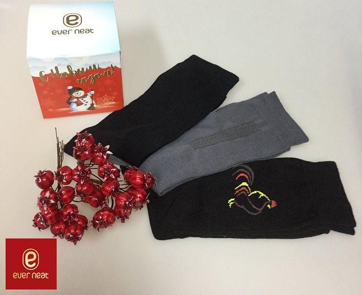 Подарочные носки на новый год