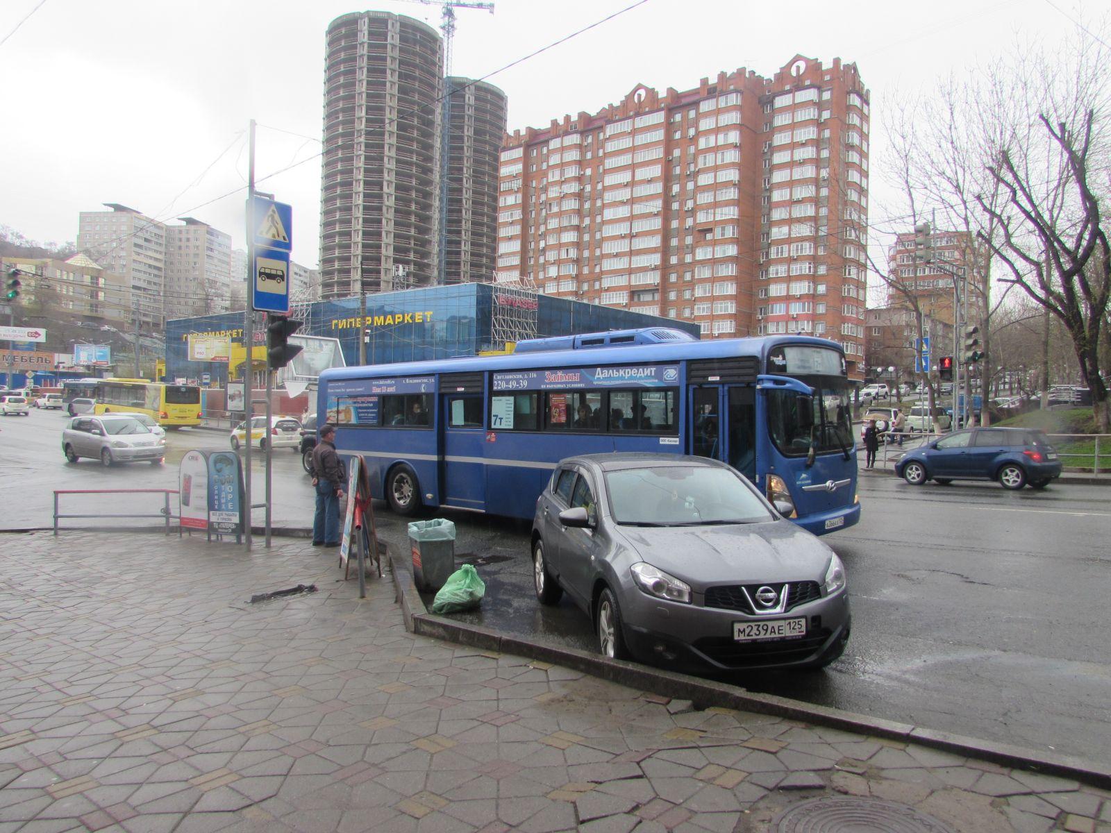 дальпресс работа водитель владивосток