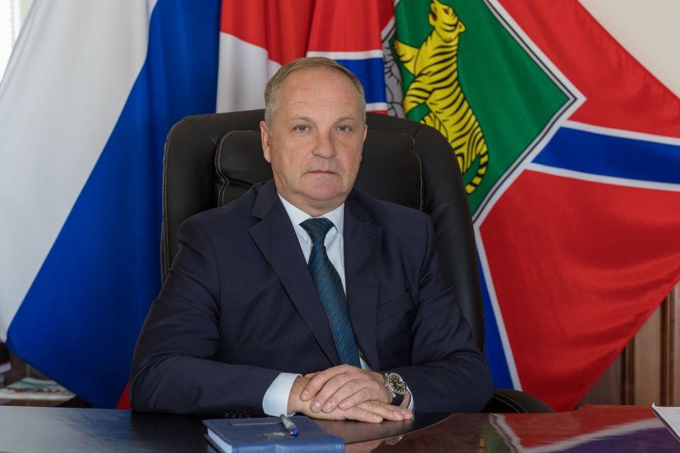День владивостока поздравления губернатора