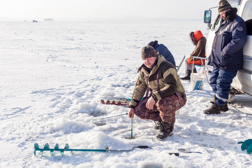 катер для рыбалки владивосток