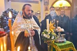 Фото:    Сочельник в храме Святой мученицы Татианы города Владивостока