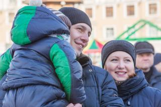 Фото: Татьяна Меель | Владивосток празднует православное Рождество