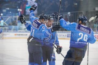 Фото: Татьяна Меель | «Адмирал» одержал победу над омским «Авангардом» во Владивостоке