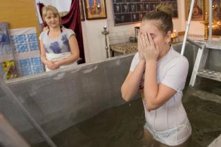 Фото: Татьяна Меель | Во Владивостоке началось празднование Крещения Господня